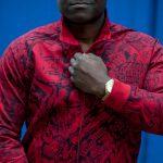 veste custom ckeja carhartt rouge