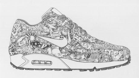 illustration air max